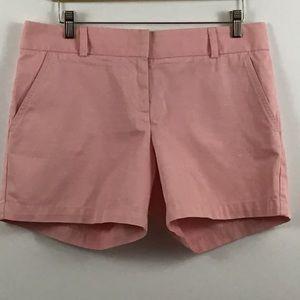 "J. Crew Shorts 5"" Inseam Pink"
